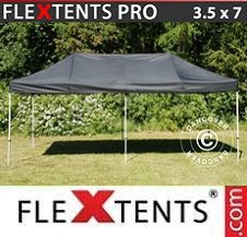 Foldetelt FleXtents PRO 3,5x7m Sort